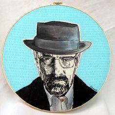 Heisenberg by Lucky Jackson