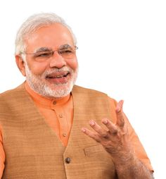 Narendra Modi, BJP party in India. Change in leadership dynamics. He is the new Prime Minister - a big upset in 60 years.
