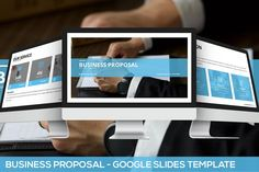 Download for free now Simply Business Proposal - Google Slides Template #presentation #presentations #templates Powerpoint Themes, Powerpoint Presentation Templates, Keynote Template, Gantt Chart, Image Layout, Business Proposal, Premium Wordpress Themes, Google, Free