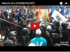 GNB reprime a la oposición en Marcha de Maturín 23-E  http://www.facebook.com/pages/p/584631925064466