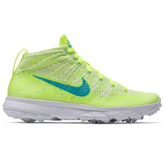 e7a5fbfa0e2 Nike Flyknit Chukka Ladies Golf Shoes  golfinstyleapp Ladies Golf