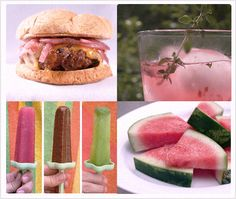 All Our Favorite Summer Recipes, All On One Page