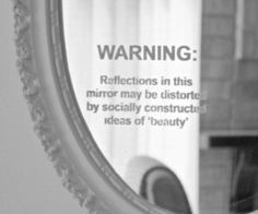 Why don't mirrors come with this?