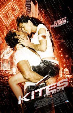 Kites Movie Poster - Internet Movie Poster Awards Gallery