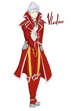Hakushaku Vladimir by Johnny-Wolf.deviantart.com on @DeviantArt