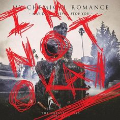 I am NOT OKAY with this, MCR. Do you know why? I made my own already. Now get back to work!