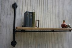 Iron and Reclaimed Wood