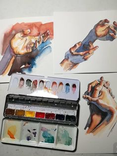50 Ideas Gcse Art Sketchbook Layout Artists For 2019 – A Level Art Sketchbook - Water Art Inspo, Inspiration Art, Sketchbook Inspiration, Art Sketches, Art Drawings, Arte Sketchbook, Sketchbook Layout, Art Et Illustration, Medical Illustration