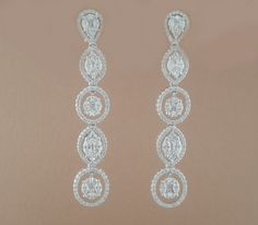 Diamond Earrings. emaurice.com    Call today to make an appnt 415.437.3216    Like us on FB!  https://www.facebook.com/MauriceJewelry