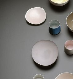 the imperfection is what makes it perfect. {Ceramics by Nathalie Landenmäki  http://www.nathalielahdenmaki.fi/index.html}