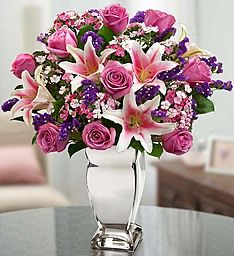 Send flowers and send a smile! Discover fresh flowers online, gift baskets, and florist-designed arrangements. Flower delivery is easy at 1-800-FLOWERS.COM.