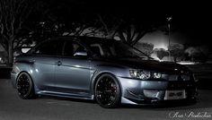 Late night photoshoot - EvoXForums.com - Mitsubishi Lancer Evolution X Forums