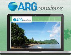 ARG Consultores Website