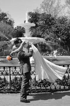 Forsyth Park, Savannah
