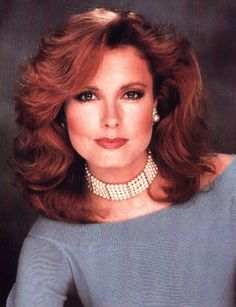 Photo of Lauren Fenmore-Tracy Bregman for fans of The Young and the Restless.