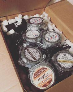 Vi elsker å få nye varer fra @wetshavingproducts. Det lukter like deilig hver gang. Sjekk ut utvalget på vestigo.no! by vestigomag