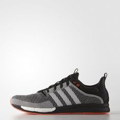 detailing 45e90 abe89 adidas adizero Feather Boost Shoes - Black   adidas UK Adizero Boost, Black  Adidas,