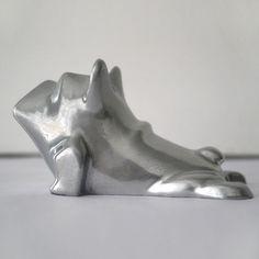 Rzeźba Buldog Francuski Srebrna Joga – Cena | sklep internetowy Psiakrew