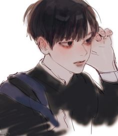 Find images and videos about boy, art and anime on We Heart It - the app to get lost in what you love. Boy Illustration, Character Illustration, Digital Drawing, Digital Art, Aesthetic Art, Aesthetic Anime, Manga Art, Anime Art, Character Art