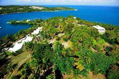 Ile-a-Vache south of Haiti
