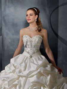Total Princess Wedding Gown, tre Belle!