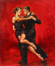 Gallery.ru / Танго - Без названия - Kvitochka