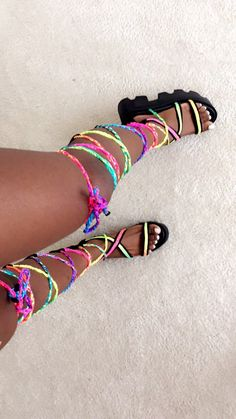 Gladiator Sandals - Make The Feet Satisfied With These Shoe Tips Cute Sandals, Cute Shoes, Me Too Shoes, Shoes Sandals, Jesus Sandals, Sandal Heels, Basket A Talon, Sneaker Heels, Summer Shoes
