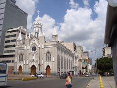 Iglesia Corazón de Jesus,Caracas.