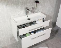 Tvättställsskåp med tvättställ 750 noro fix trend - Google Search