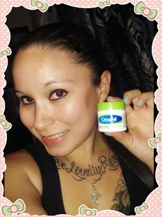 "tehehe love my new sample of cetaphil moisturizing cream and how it makes my dry hands better <3  ""i received this product complimentary from influenster  for testing and reviewing purposes, however all opinions are my own"""