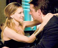 Carrie and Mr. Big Relationship | Second rate: Sex And The City's Carrie Bradshaw with Mr Big who ...