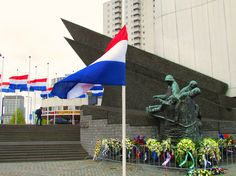Nationale koopvaardij monument 4 mei 2017 (by@)