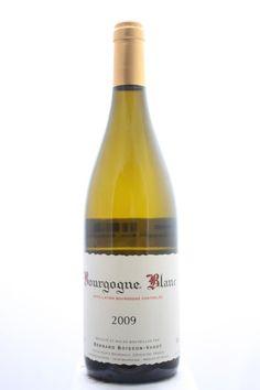 Bernard Boisson-Vadot Bourgogne Blanc 2009. France, Burgundy, Bourgogne. 4 Bottles á 0,75l. Estimate (11/2016): 85 USD (21,25 USD (518 CZK) / Bottle).