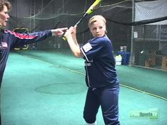 ▶ Softball Hitting: Proper Grip, Stance and Swing - YouTube