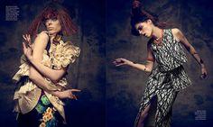 Harper's Bazaar Mexico and Latin America - Coco Espiritu Nomada