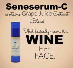 Seneserum-C. Distributor ID#276228. To order ✔️out my FB group www.facebook.com/groups/HOTLips1/