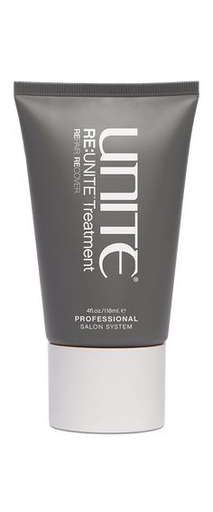 RE:UNITE Treatment is an advanced restorative treatment that quickly and dramatically transforms damaged, over-worked hair. Its reparative, protein-based complex nutrients and antioxidants penetrate deep into the hair's cortex, building strength from within while generating a powerful external layer that reinforces and resurfaces frayed and rough cuticles. Hair looks and feels noticeably stronger, shinier, and healthier in just one use — a must-have for an #BestHairLossShampoo