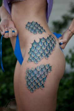30 mermaid scales tattoo designs for girls . - mermaid scales tattoo designs for girls . Half Sleeve Tattoos Designs, Best Sleeve Tattoos, Tattoo Designs For Girls, Sexy Tattoos, Body Art Tattoos, Tatoos, Tattoos Pics, Henna Tattoos, Sleeve Designs