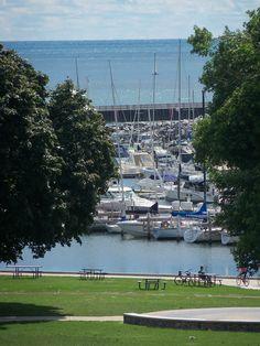 McKinley Marina in Milwaukee