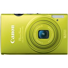 Canon PowerShot ELPH 110 HS 16.1 MP CMOS Digital Camera with 5x Optical Image Stabilized Zoom 24mm Wide-Angle Lens and 1080p Full HD Video Recording (Green), Best Gadgets