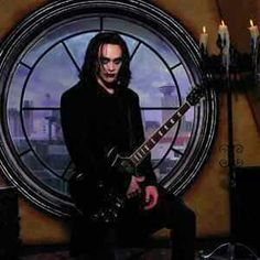 The Crow--such a neat picture