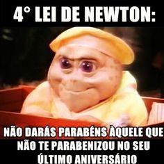 4º lei de Newton