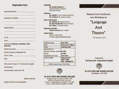 UGC NET/SET/SLET English Literature: National Level Conference cum Workshop   on Langua...