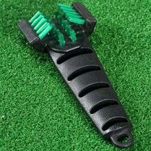 Be prepared for wet conditions like those at #themasters get a Golf Cleat Brush to  clean your cleats and keep a good grip. Get Yours At: https://ourgolfshop.com  #golfer #pga #pgatour #golfr #golf #golfing #golfswing #ourgolfshp #lpga #lpgatour