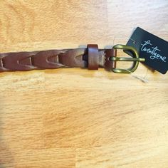 ⏬ Braided Skinny Belt  NWT & never worn • 31.5 in from buckle to first hole • bundle to save! Accessories Belts