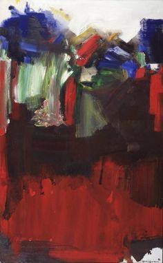 'Nulli Secundus' (1964) by Hans Hofmann