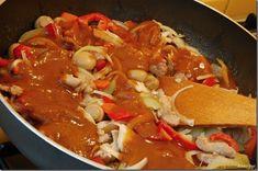 11-plus omáčka Thai Red Curry, Ethnic Recipes