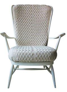 cadeira, chair, tricot