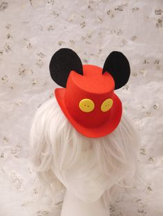 Mickey Mouse Top Hat