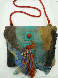 Felted bag by batjas88